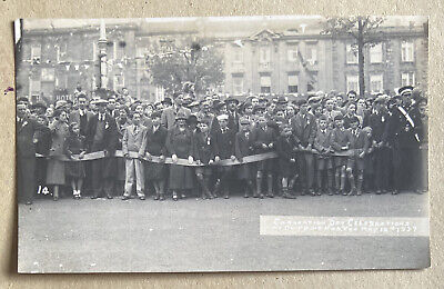 £18 • Buy Celebration Day Chipping Norton Oxfordshire Real Photographic Postcard