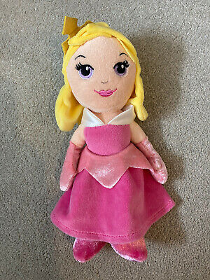 Disney Sleeping Beauty Soft Toy Doll • 0.99£