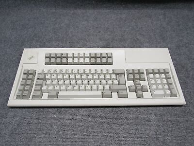 IBM Model M 1394100 Date 1989 122-Key Mechanical Terminal Keyboard • 43.41£