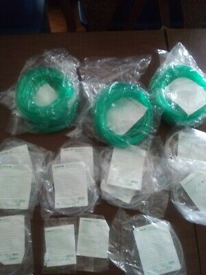 Large Lot Of 19 Oxygen Supplies --- Nasal Cannula  And Tubing • 28.70£