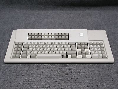 IBM Model M 1390702 Date 1987 122-Key Mechanical Terminal Keyboard *No Cable* • 43.41£
