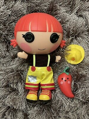 Lalaloopsy Littles - Red Fiery Flame • 6.99£