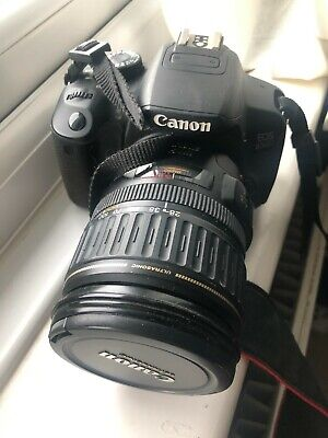 DSLR Camera Canon EOS 650d With 28-135mm Zoom Lens • 116£