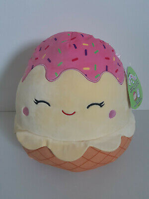 $ CDN28 • Buy NWT Squishmallow 12 Inch Shannon The Ice Cream Canadian Exclusive