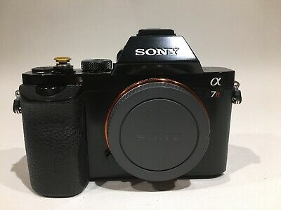 $ CDN750 • Buy Sony A7r 35mm Full Frame Camera Body Excellent Condition