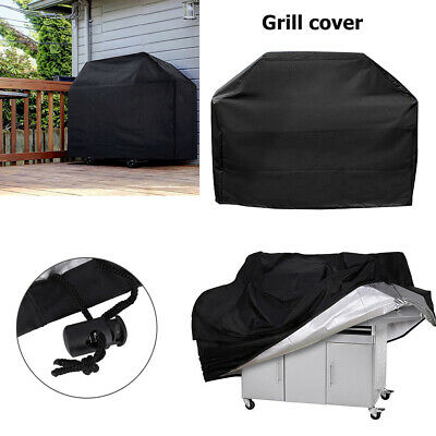 AU13.49 • Buy 2/4/6 BBQ Cover Burner Waterproof Outdoor Gas Charcoal Barbecue Grill Protector
