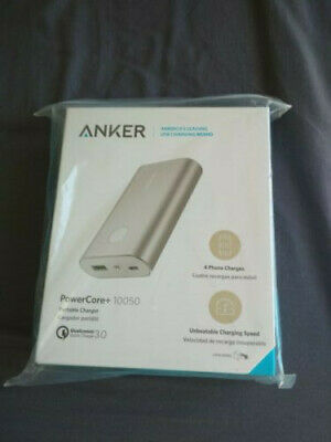 AU35 • Buy Anker Powercore+ 10050 Powerbank, Brand New