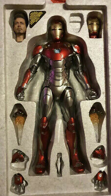 $ CDN1683.19 • Buy Hot Toys Mk47 Diecast Iron Man From Spiderman Homecoming Very Rare