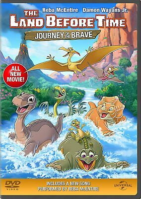 £3.99 • Buy The Land Before Time: Journey Of The Brave (DVD) Reba McEntire