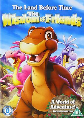 £3.99 • Buy The Land Before Time: The Wisdom Of Friends (DVD)