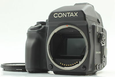 $ CDN2785.07 • Buy Overhauled [N MINT] Contax 645 Medium Format Camera 120 Film Back MFB-1A Japan