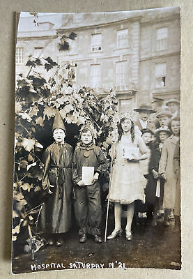 £16 • Buy Hospital Saturday Chipping Norton Oxfordshire Real Photographic Postcard