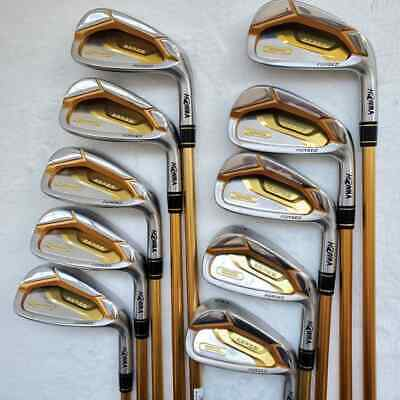AU1807.03 • Buy New Golf Clubs Honma S-07 Complete Sets 4 Star Regular & Stiff Shaft ARMRQ X