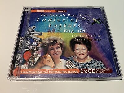 Ladies Of Letters Log On (Radio Collection), Carole Hayman, Double Audio CD • 12.99£