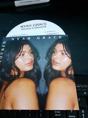 Nyah Grace Honey Coloured Vgc Promo Cd Speedy Uk Post • 4.95£