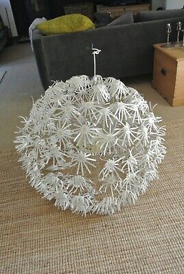 IKEA PS MASKROS Large 90cm Hanging Flower Lamp Shade • 15.99£