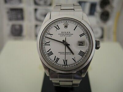 $ CDN4504.69 • Buy ROLEX Oyster DATEJUST 1600 Stainless Steel 1970