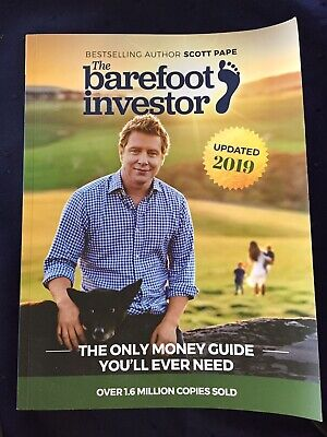 AU22 • Buy The Barefoot Investor 2019