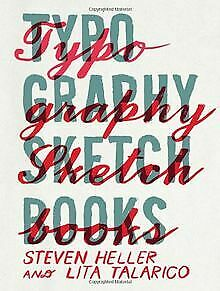 Typography Sketchbooks | Book | Condition Good • 26.39£