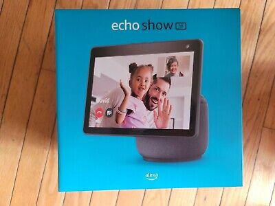 AU333.35 • Buy All-new Echo Show 10 (3rd Gen) | HD Smart Display With Motion And Alexa | Charco