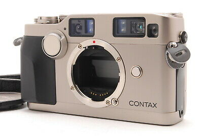 $ CDN1455.77 • Buy 【MINT】CONTAX G2 35mm Rangefinder Film Camera Body & Cap W/Strap From Japan