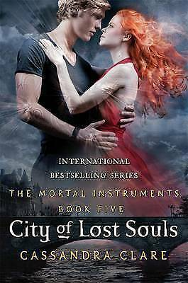 The Mortal Instruments 5: City Of Lost Souls By Cassandra Clare (Paperback,... • 3.99£