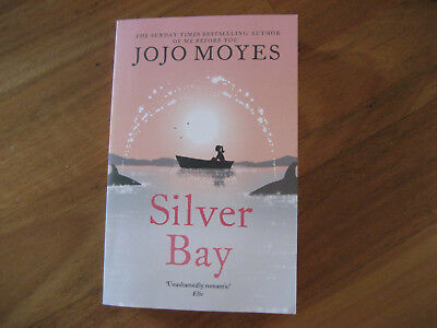 AU22 • Buy Silver Bay By Jojo Moyes (Paperback, 2008) - Great Author & Read - CHEAP