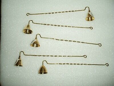 £3.50 • Buy 1 Brass Candle Snuffer - Brand New.