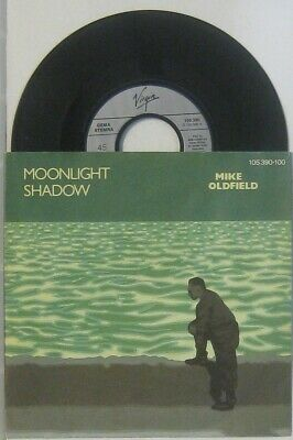 £2.58 • Buy Mike Oldfield  Moonlight Shadow / Rite Of Man  ,   7  45