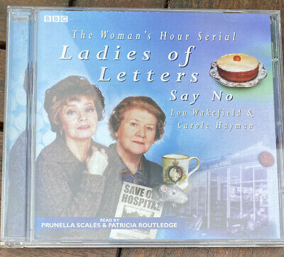 H CD Audio Ladies Of Letters Say No BBC • 4.75£