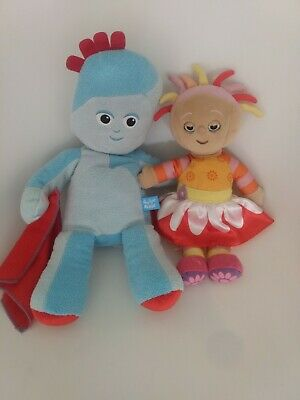Iggle Piggle Upsy Daisy Plush Soft Toy In The Night Garden  • 9.30£