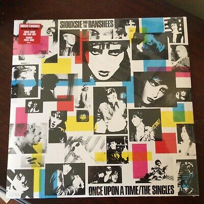 SIOUXSIE AND THE BANSHEES Once Upon A Time Clear Vinyl 180g Half Speed Master • 32£