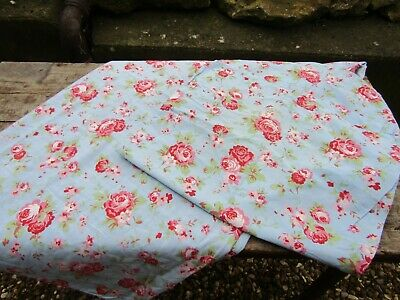 Ikea Rosali Rose Patterned Double Duvet Cover & Two Pillowcases • 25£