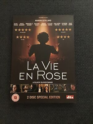 La Vie En Rose (DVD, 2007, 2-Disc Set) • 2£
