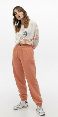 Iets Frans Urban Outfitters Joggers - Apricot, Small  • 10.50£
