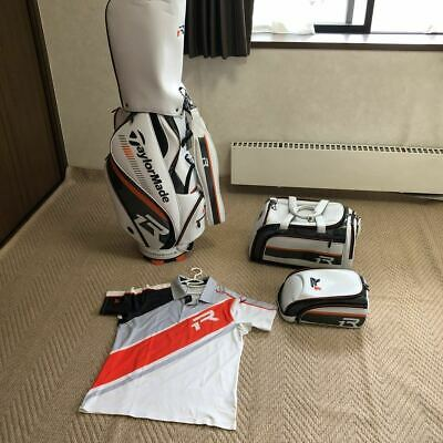 AU912.43 • Buy Taylormade R1 Golf Set Caddy Bag Boston Shoe Case Polo Shirt