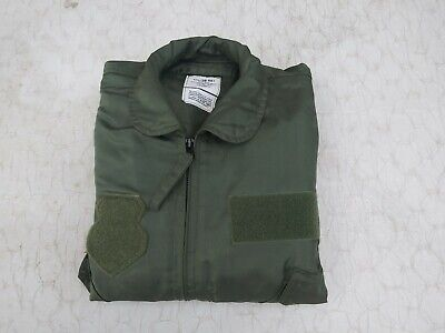 $ CDN216.30 • Buy USAF CWU-36/P Aramid Flight Jacket Size Medium 2005 MFG Valley Apparel