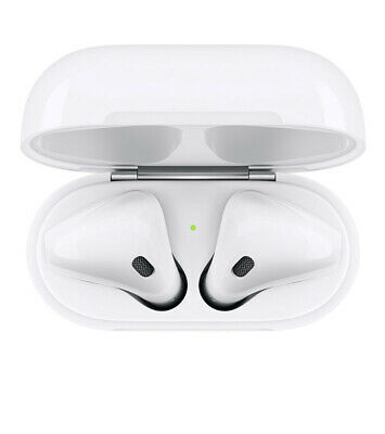 AU132.50 • Buy BRAND NEW SEALED Apple AirPods 2nd Generation With Charging Case -With Receipt!