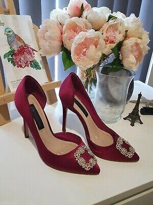 AU0.99 • Buy Forever New Size 37 Heels
