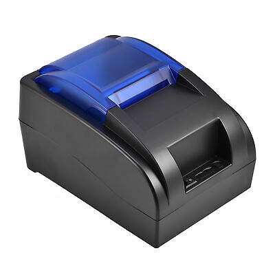 AU86.95 • Buy USB Thermal Printer Thermal Receipt Printer POS Printing Suitable For IOS