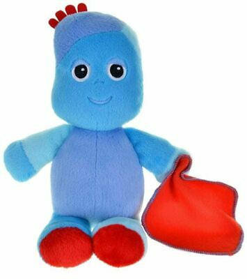 In The Night Garden Snuggly Singing Iggle Piggle Super 29cm Soft Toy • 1.20£