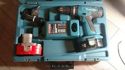 Makita 8391D 18v Cordless Hammer Drill Very Good Condition • 46.97£