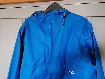 Peter Storm Cagoule, Blue, Size Medium  • 1.20£