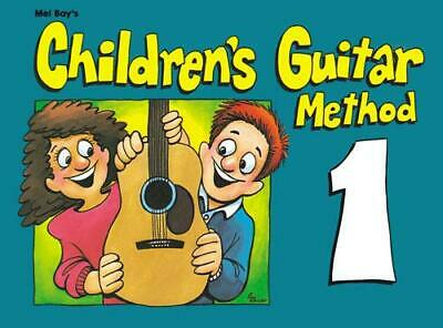 Childrens Guitar Method 1 (Uk Edition) Method Guitar Learn To Play MUSIC BOOK • 17.99£