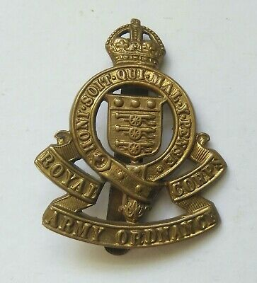 Royal Army Ordnance Corps Military Cap Badge • 4.99£
