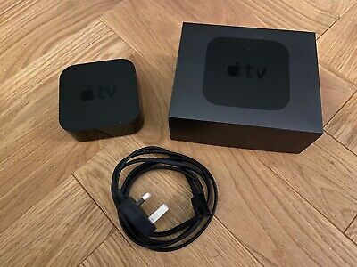 AU134.38 • Buy Apple TV (4th Generation) 64GB HD Media Streamer - A1625