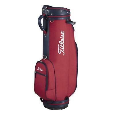 AU371 • Buy Titleist Cbl81 Caddy Bag Ladies Red Japan