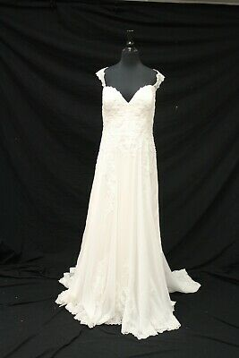 AU0.01 • Buy Justin Alexander 88058 Bridal Wedding Gown Dress Sz 22