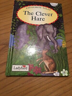Ladybird Book Favourite Tales,the Clever Hare • 9£