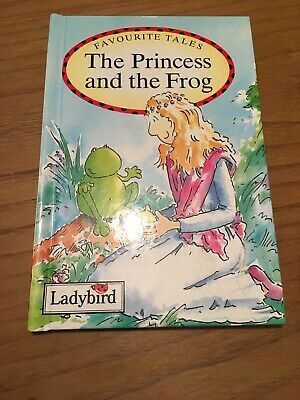 Ladybird Book ,favourite Tales ,the Princess And The Frog • 2.90£